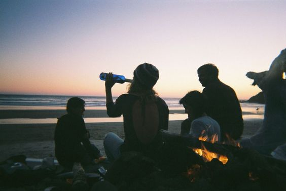 camping without parents for freedom