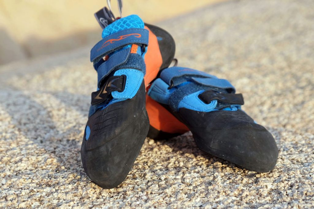 Evolv Shaman Rock Climbing Shoes Best for Wide Feet