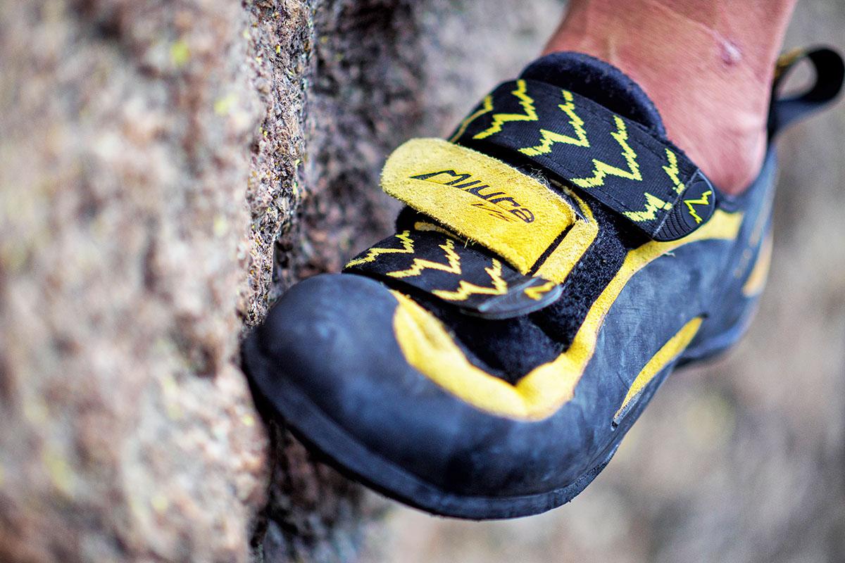 La Sportiva Miura VS Best Overall Rock Climbing Shoes